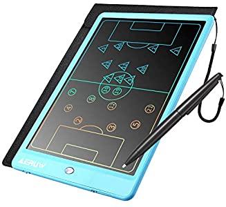Arolun Tablet LCD da 8.5 Pollici Blocco Note Elettronico per Bambini e Adulti Azzurro Display Colorato
